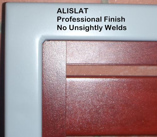 ALISLAT Gates - No Unsightly Welds