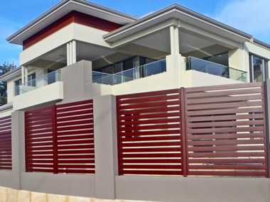 ALISLAT Aluminium Fences & Gates