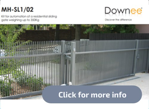 ALISLAT Sliding Gate Automation