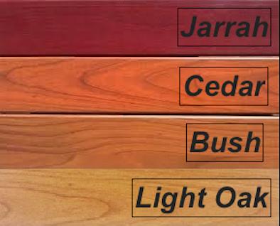 ALISLAT Wood Look Colours
