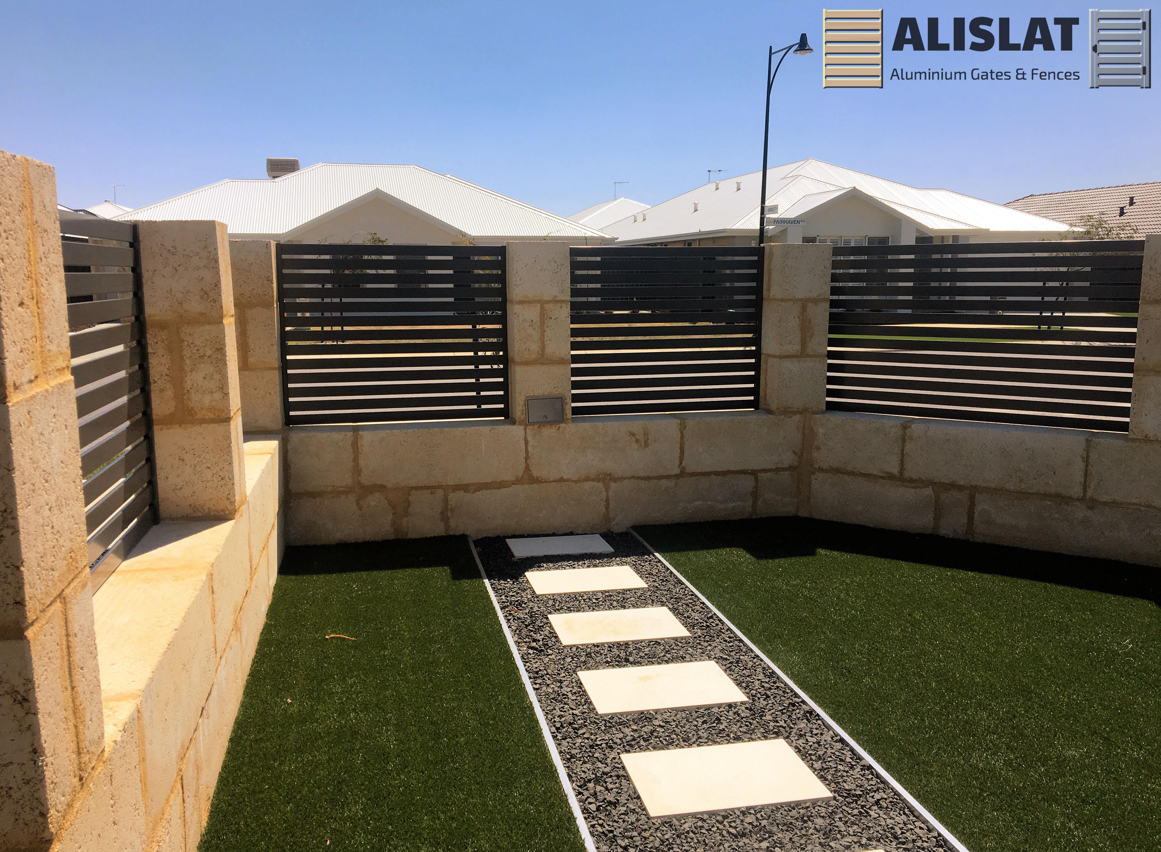 ALISLAT Australian Slat Fencing1