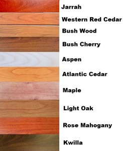 ALISLAT Wood Look Colours