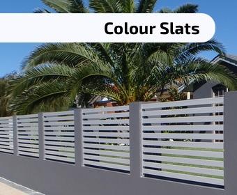 Colour Slats