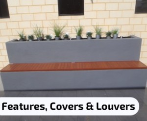 Features, Covers & Louvers